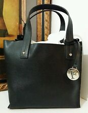 NWT Furla Muse Small Leather Tote Bag Onyx MSRP $238