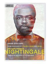 NIGHTINGALE (DVD + DIGITAL HD 2015) - HBO - DAVID OYELOWO (NEW, SEALED)