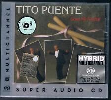 TITO PUENTE GOZA MI TIMBAL SACD HYBRID SUPER AUDIO CD F.C. SIGILLATO!!!