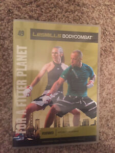 Les Mills BODYCOMBAT 49 CD, DVD, Notes body combat.