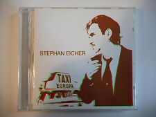 STEPHAN EICHER : TAXI EUROPA [ CD ALBUM PORT GRATUIT ]