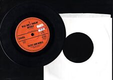 45 rpm Record Rare PATSY ANN NOBLE I Was Only Fooling Myself / Ordinary Love
