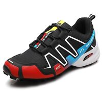 Professional Lightweight Men Outdoor Bicycle Bike Cycling Shoes Sneakers 2 Color