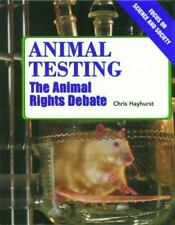 Animal Testing (Focus on Science and Society) by Hayhurst, Chris