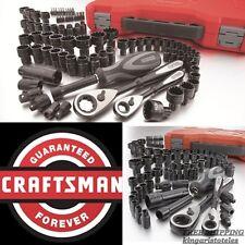 Craftsman 85 Pcs Mechanics Tool Set Car Boat Ratchets Sockets Hand Tool Kit Case