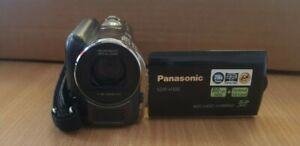 Panasonic SDR-H100 camcorder 78 optical zoom  80GB HDD - (Z1)
