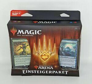Magic the Gathering MTG Arena Einstiegspaket Starter Kit 2021 Deutsch NEU & OVP
