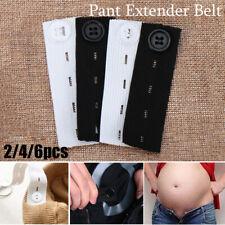 Skirts Maternity Garment Accessories Button Hooks Pant Extender Belt Waist Band