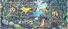 Australia (Scott 1622A) - 1997 Creatures Of The Night (Souvenir Sheet) - Mnh
