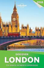 Lonely Planet Discover London 2018 (Paperback or Softback)