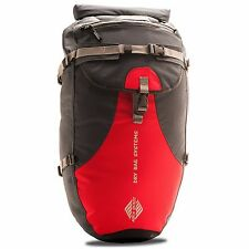 Aqua Quest Stylin - 100% Waterproof Backpack Dry Bag - 30 L Charcoal/Red