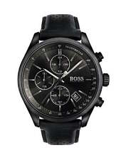 Hugo Boss Grand Prix Chronograph 1513474 Black Men's Quartz Watch