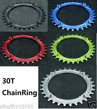 J&L Narrow Wide 104*30T 1x Single ChainRing-fit Sram,Shimano,FSA,RACEFACE,Rotor