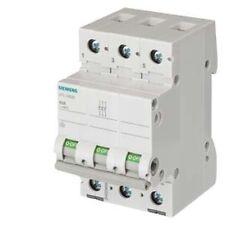 Siemens 5TL13630 Hauptschalter 63A 3 Schliesser für Verteilereinbau