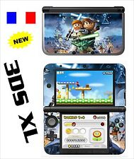 VINYL SKIN STICKER FOR NINTENDO 3DS XL - REF 198 LEGO STAR WARS