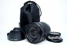 [N MINT] Sony SAL18200 18-200mm f/3.5-6.3 DT Lens w/Hood From JAPAN #210747