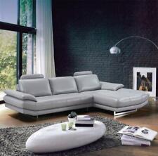 Ledersofa Couch Wohnlandschaft Ecksofa Eck Garnitur Design Modern Sofa 1508