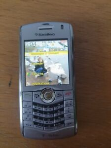 BlackBerry Pearl 8110 - Silver