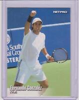 2003 NETPRO GLOSSY MIRJANA LUCIC TENNIS CARD #G-81 ~ MULTIPLES ~ CROATIA