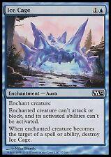 Ice Ca ge X4 EX/NM M12 MTG Magic Cards Blue Common