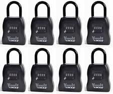 8 VaultLOCKS® LOCKBOXES Realtor Real Estate Key Lock Box - Numeric