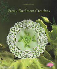 Pergamano parchemin craft pattern book pretty parchemin creations 97391