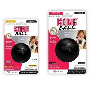 Kong Toy ....Kongs Fetch Durable Rubber Dog Toy Ball Extreme .... Large