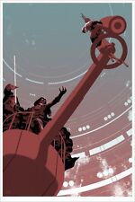 Luke's Destiny Poster by Frank Stockton, Star Wars, Mondo 2010 Print, Rare