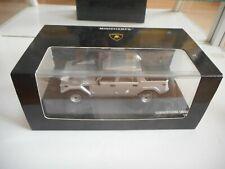 Minichamps Lamborghini LM002 1984 in Grey on 1:43 in Box