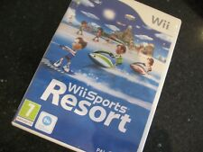 Wii SPORTS RESORT - 12 games in 1 -  FULLY TESTED - Nintendo Wii -