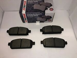 Rear Brake Pads Fits Vauxhall Mokka + Mokka X 2013-2018...All Models