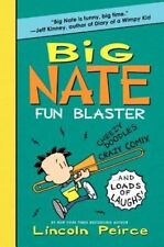 Big Nate Fun Blaster: Cheezy Doodles, Crazy Comix, and Loads of Laughs! (Big Na