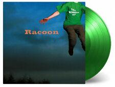RACOON - TILL MONKEYS FLY   Numbered Ltd. 180g Green coloured  Vinyl LP   SEALED