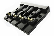 NEW Hipshot Kickass High Mass Bass BRIDGE for Badass Bass Guitar Black 5K400B
