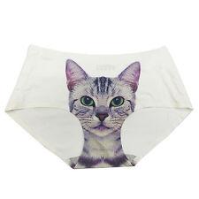 Dibujos animados gatito bragas calzoncillos anti vaciado gato Miau StarCATPantSE