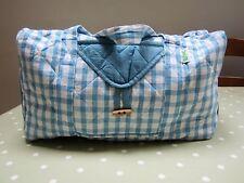Win Green Blue Weekender Bag - BNWOT