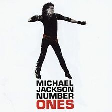 Number Ones Michael Jackson 1 Disc 9399700113280 CD