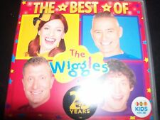 The Wiggles The Best Of (Australia) Greatest Hits ABC Kids CD – New