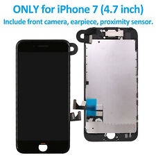 For iPhone 7 Full Complete LCD Digitizer Touch Screen Replacement + Camera