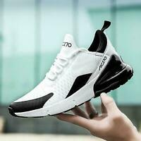 Mens Air 270 Cushion Shoes Leisure Sports Sneakers Running Jogging Mesh top