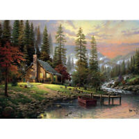 DIY Paint By Number Kit Digital Oil Painting Canvas Beauty Rural  Landscape