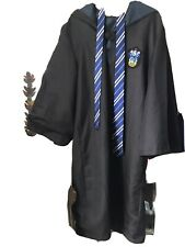 Harry Potter Ravenclaw Robe And Tie Hogwarts: Fancy Dress Cosplay: Size L Adult