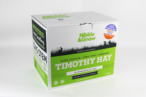 Premium Timothy Hay for Rabbits and Guinea Pigs - Best of Both