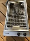 MIELE CombiSet Electric DropIn Barbecue Cook Top - Used photo
