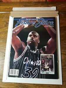 1993 Beckett Focus on Future Stars Magazine: Shaquille O'Neal - Orlando Magic