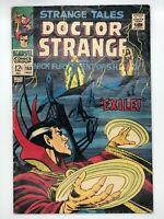 STRANGE TALES #168 MARVEL 1968 DOCTOR STRANGE  NICK FURY AGENTS OF SHIELD