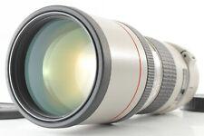 【MINT】CANON EF 300mm F/4 L USM Telephoto AF Lens For EOS From Japan #343