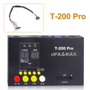 10-24 inch LCD Screen Testing Tool EDP Signal Tester + 30 - Pin EDP Screen Cable