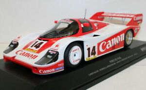 Minichamps 1/18 Diecast 155 836614 Porsche 956K Canon Racing Nurburgring '83 #14