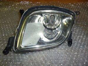 2003 porsche cayenne s right fog light